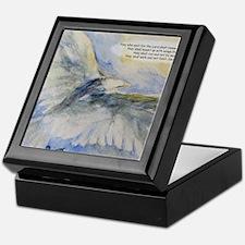 Unique Eagle Keepsake Box