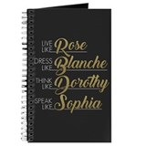 Goldengirlstv Journals & Spiral Notebooks