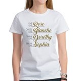Goldengirlstv Women's T-Shirt