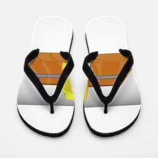 Mousetrap Flip Flops