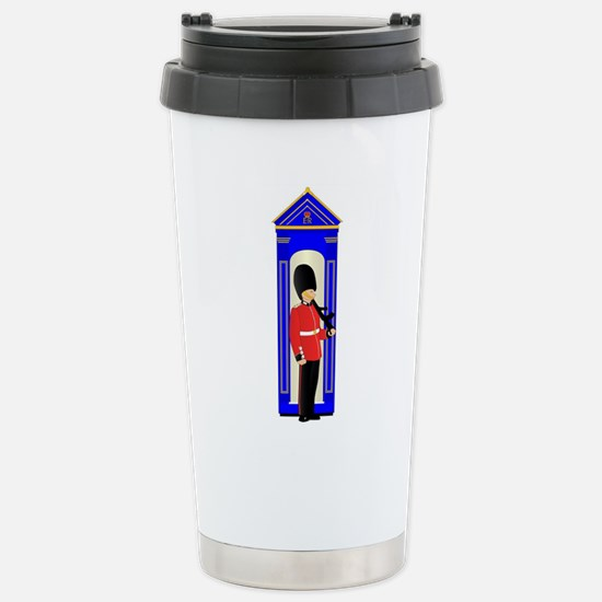 Guard Duty Stainless Steel Travel Mug