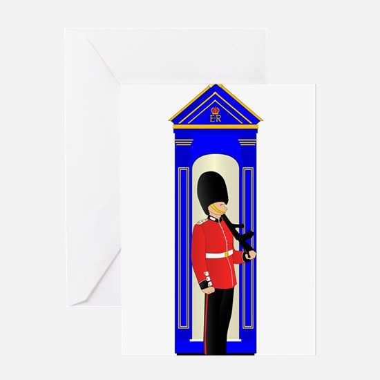 Guard Duty Greeting Cards