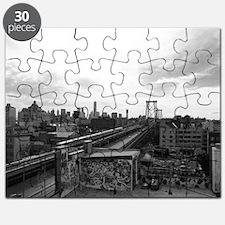 Brooklyn Subway Puzzle