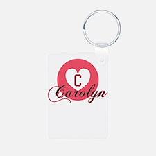 carolyn Keychains