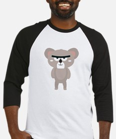 Big brow koala Baseball Jersey