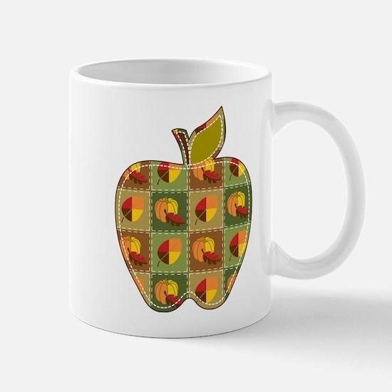 Autumn Quilt Mug