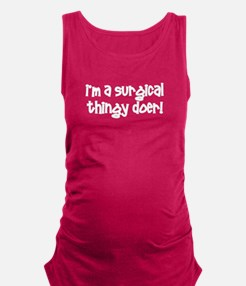 Funny surgical Tank Top