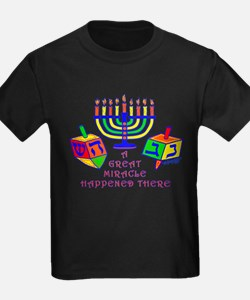 Kids Hanukkah T-Shirt