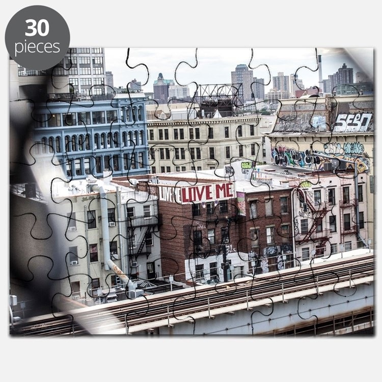 Brooklyn Love Me Puzzle