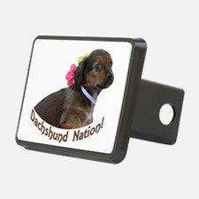 Dachshund Nation! Hitch Cover