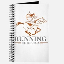 running with horses Journal