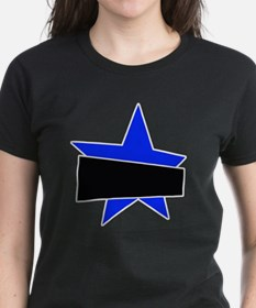 Blue banded star Tee