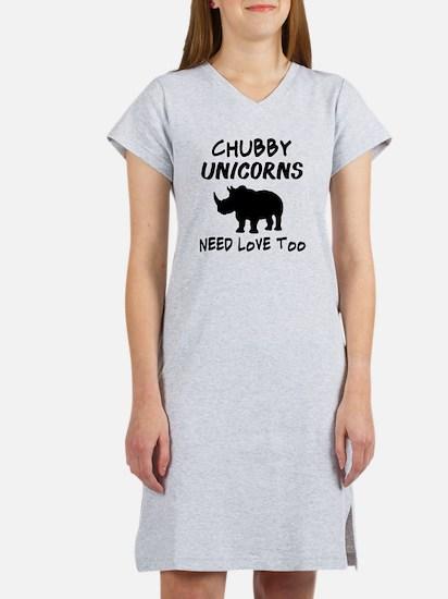 Cute Animals Women's Nightshirt