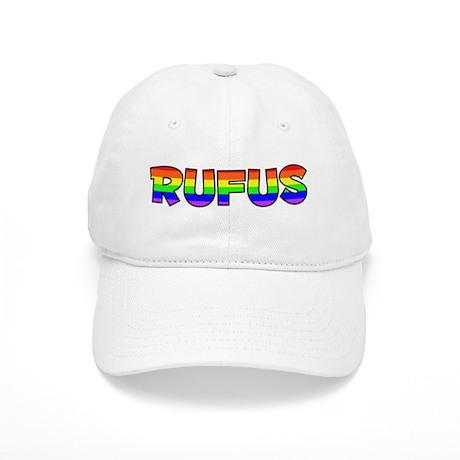 Rufus Gay Pride (#004) Cap