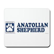 ANATOLIAN SHEPHERD Mousepad