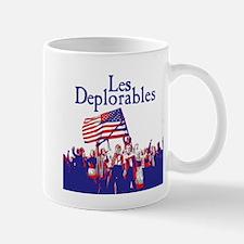 Les Deplorables Mugs