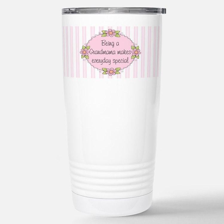 Cute Grandmama Travel Mug