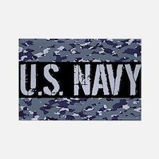 U.S. Navy: Camouflage (NWU I Colo Rectangle Magnet