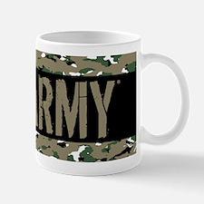 U.S. Army: Camouflage (ACU OCP Colors) Small Small Mug