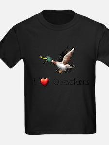 I-love-quackers.png T-Shirt
