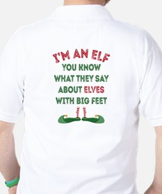 Funny Elf T-Shirt