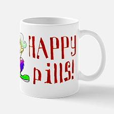 I take 'HAPPY' pills -  Mug