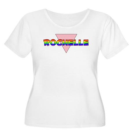 Rochelle Gay Pride (#002) Women's Plus Size Scoop