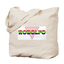 Rodolfo Gay Pride (#002) Tote Bag