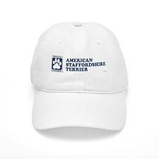 AMERICAN STAFFORDSHIRE TERRIER Baseball Cap