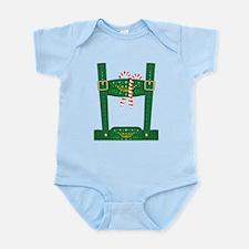 Elf Lederhosen Infant Bodysuit