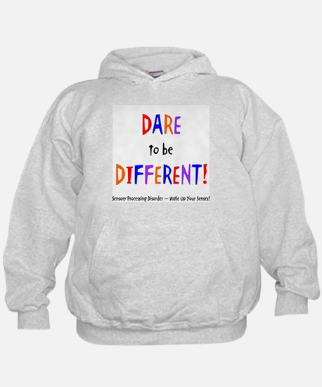 Dare to be Different Toddler Sweatshirt