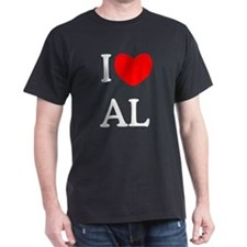 """I Love Alabama"" T-Shirt"