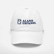 ALANO ESPANOL Baseball Baseball Cap