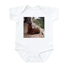 CUTE ALPACA Infant Bodysuit