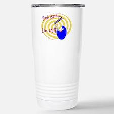 Cool Respiratory therapy Travel Mug