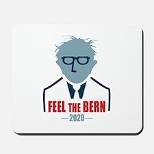 Feel The Bern 2020 Mousepad