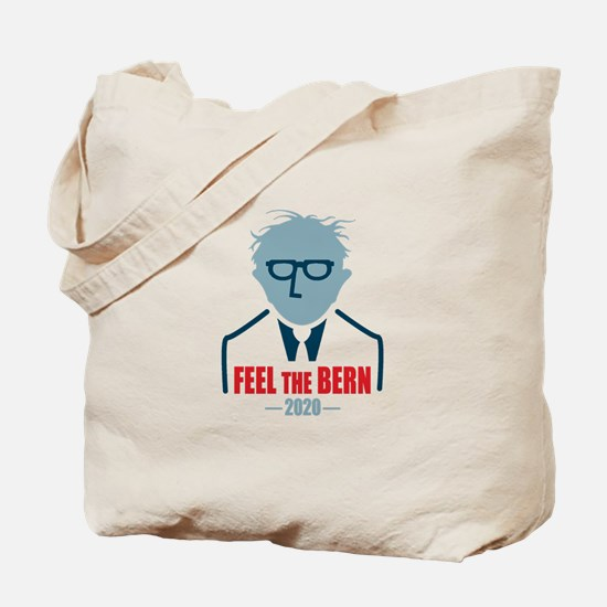 Feel The Bern 2020 Tote Bag