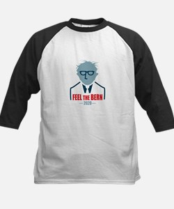 Feel The Bern 2020 Baseball Jersey
