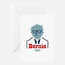 Bernie 2020 Greeting Cards