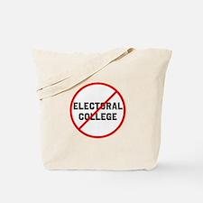 No electoral college Tote Bag