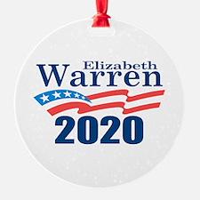 Warren 2020 Ornament