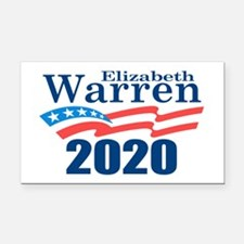 Warren 2020 Rectangle Car Magnet