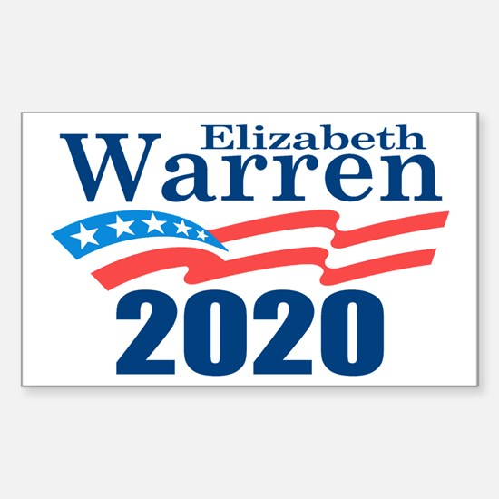 Warren 2020 Decal