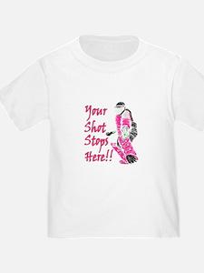 FH Goalie - Pink - T-Shirt