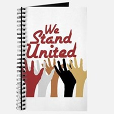 RightOn We Stand United Journal