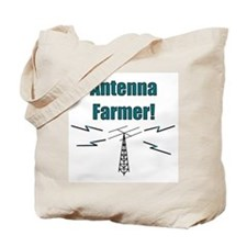 Antenna Farmer! Tote Bag