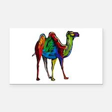 CAMEL Rectangle Car Magnet