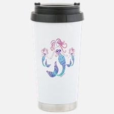 Unique Baby blue Travel Mug