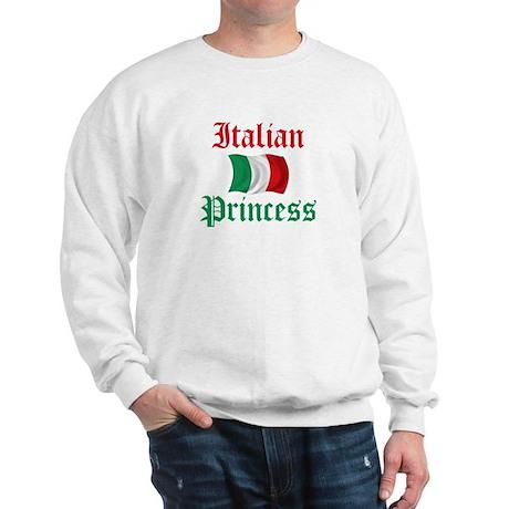 Italian Princess 2 Sweatshirt
