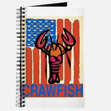 Cute Crawfish Journal
